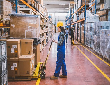 گسترش بازار جک پالت تا سال 2030 به اندازه 9% نرخ رشد مرکب سالانه