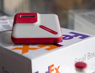 تحولی در ردیابی بسته با حسگر ID SenseAware شرکت FedEx