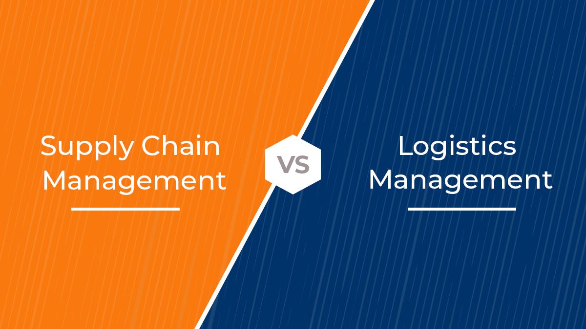 مفاهیم مدیریت لجستیک و زنجیره تامین یک مفهوم یکتا نیستند و با یکدیگر تفاوت هایی دارند.