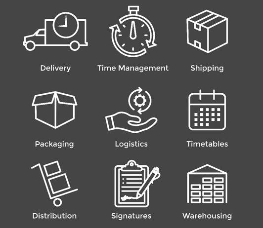 شرکت های ارائه دهنده خدمات لجستیکی فعالیت هایی همچون توزیع، بسته بندی و انبارداری را به خوبی انجام می دهند.