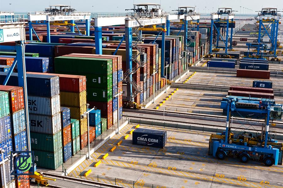 پایانه های صادراتی برای ارائه خدمات صادرات و حمل و نقل های رخ داده به کار می رود.