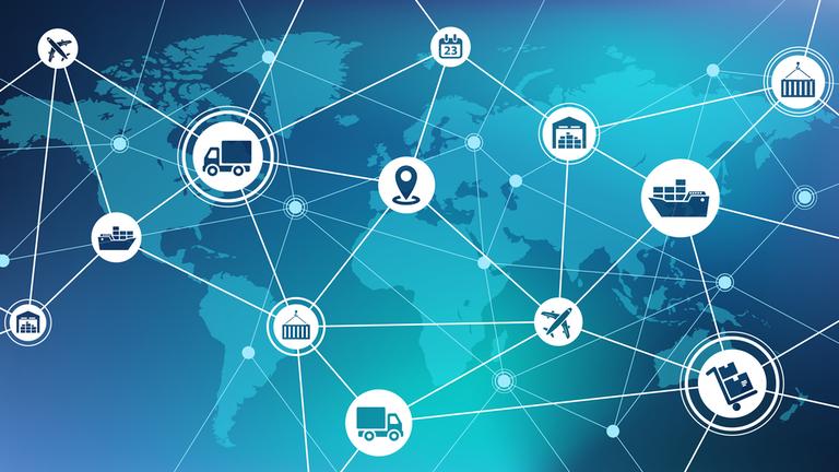 کشورهای توسعهیافته و نیز درحالتوسعه در حوزه مدیریت زنجیره تأمین جهانی فعالیت میکنند.