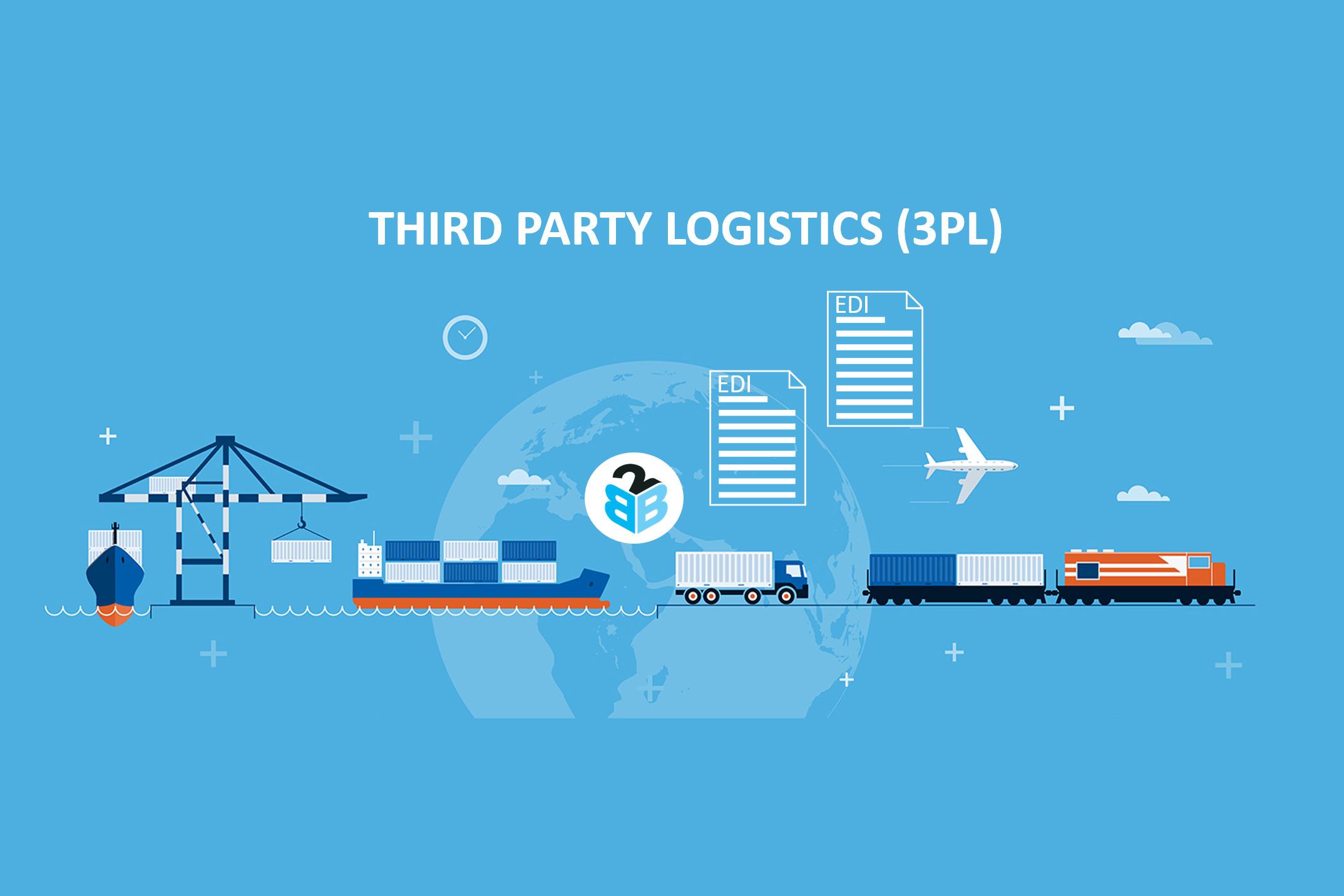 فعالیت های انبارداری و حمل و نقل از جمله اقدامات اصلی شرکت های لجستیکی طرف سوم می باشد.