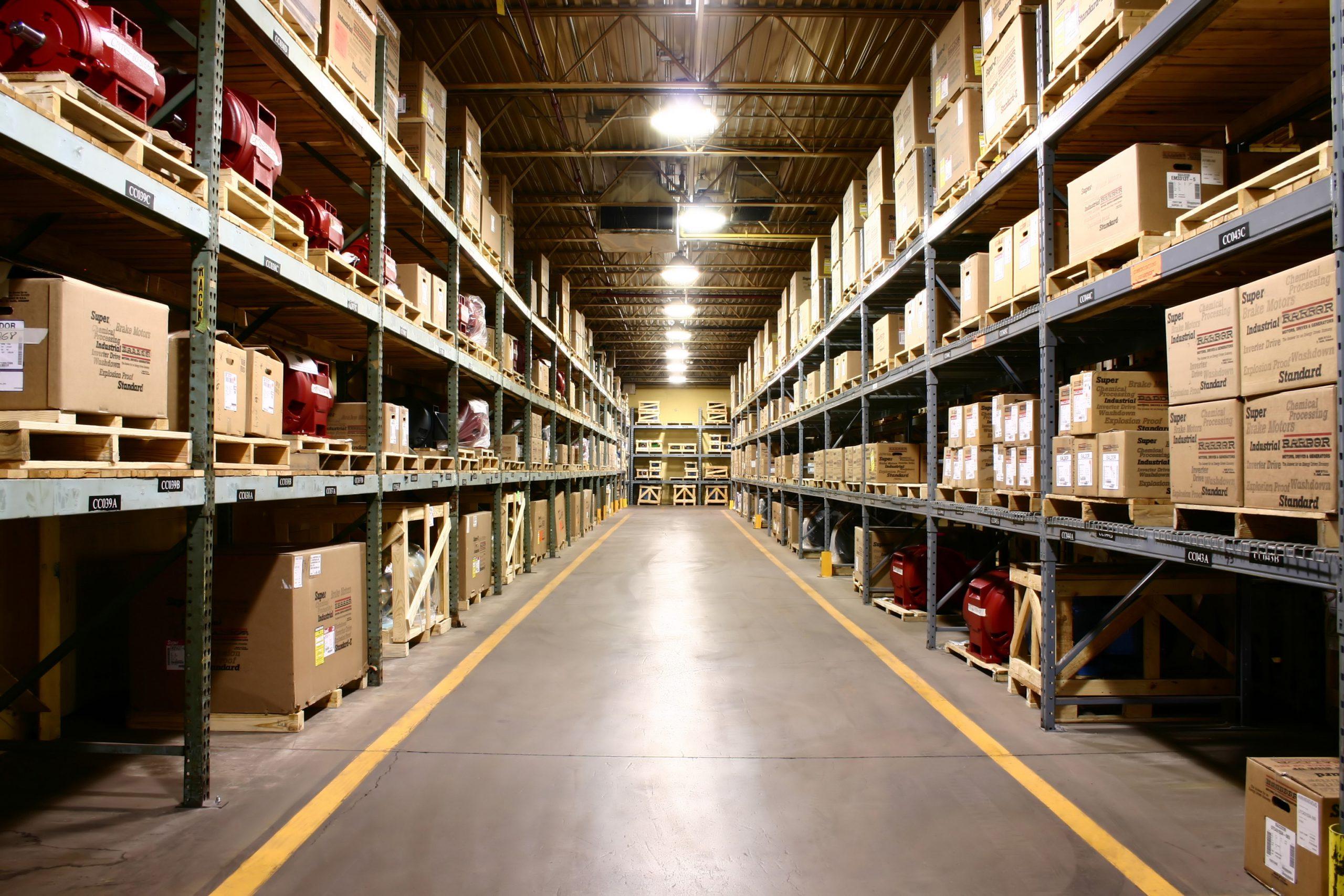 یکی از فاکتورهای مدیریت انبار، ذخیره سازی صحیح موجودی است.