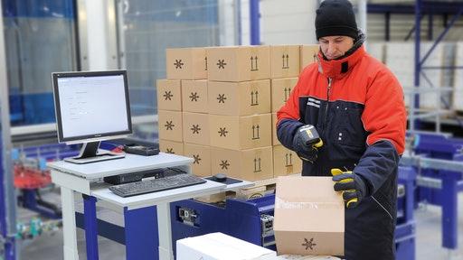 استفاده از بارکد دیجیتال دقت سیستم های مدیریت انبار را افزایش می دهد.